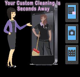 Custom Cleaning Options