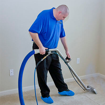 Highest heat carpet cleaning