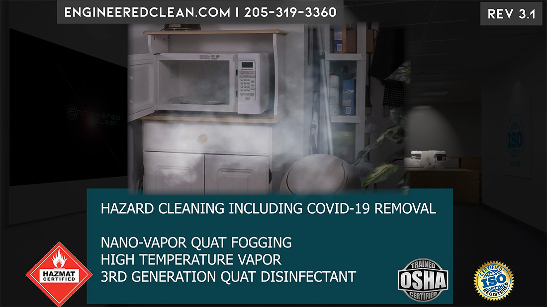 Disinfecting Service For Home & Business